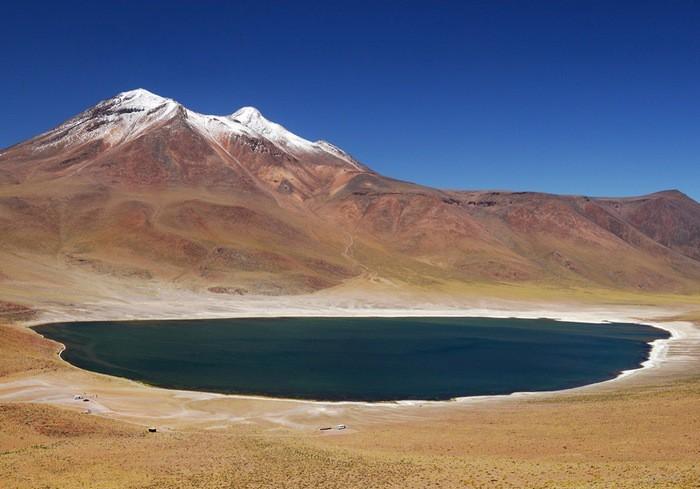 Высота гор Анды: расположение на карте и красивые фото