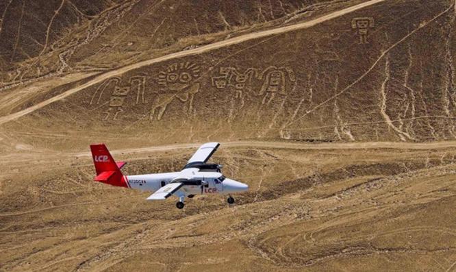 Линии Наска в Перу: загадочные рисунки и символы