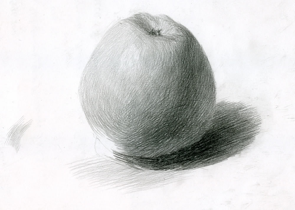 Как рисовать карандашом: основы рисования