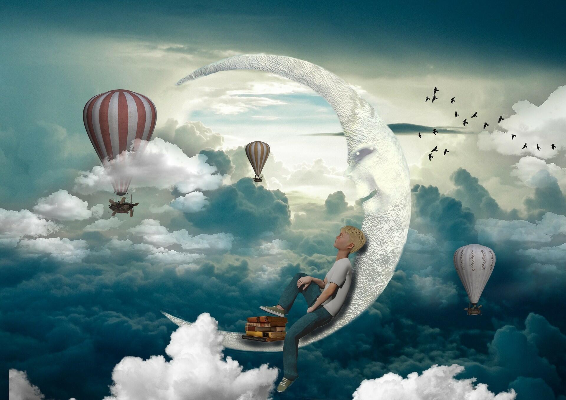 Как исполнить мечту: простая техника исполнения ваших желаний