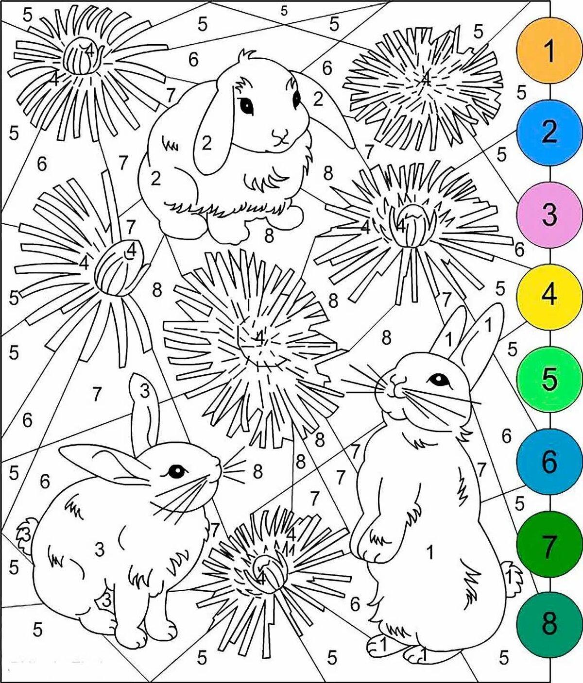 Как рисовать по клеточкам: красивые картинки быстро и легко