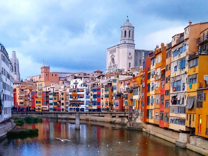 Что посмотреть в Жироне: лучшие места города