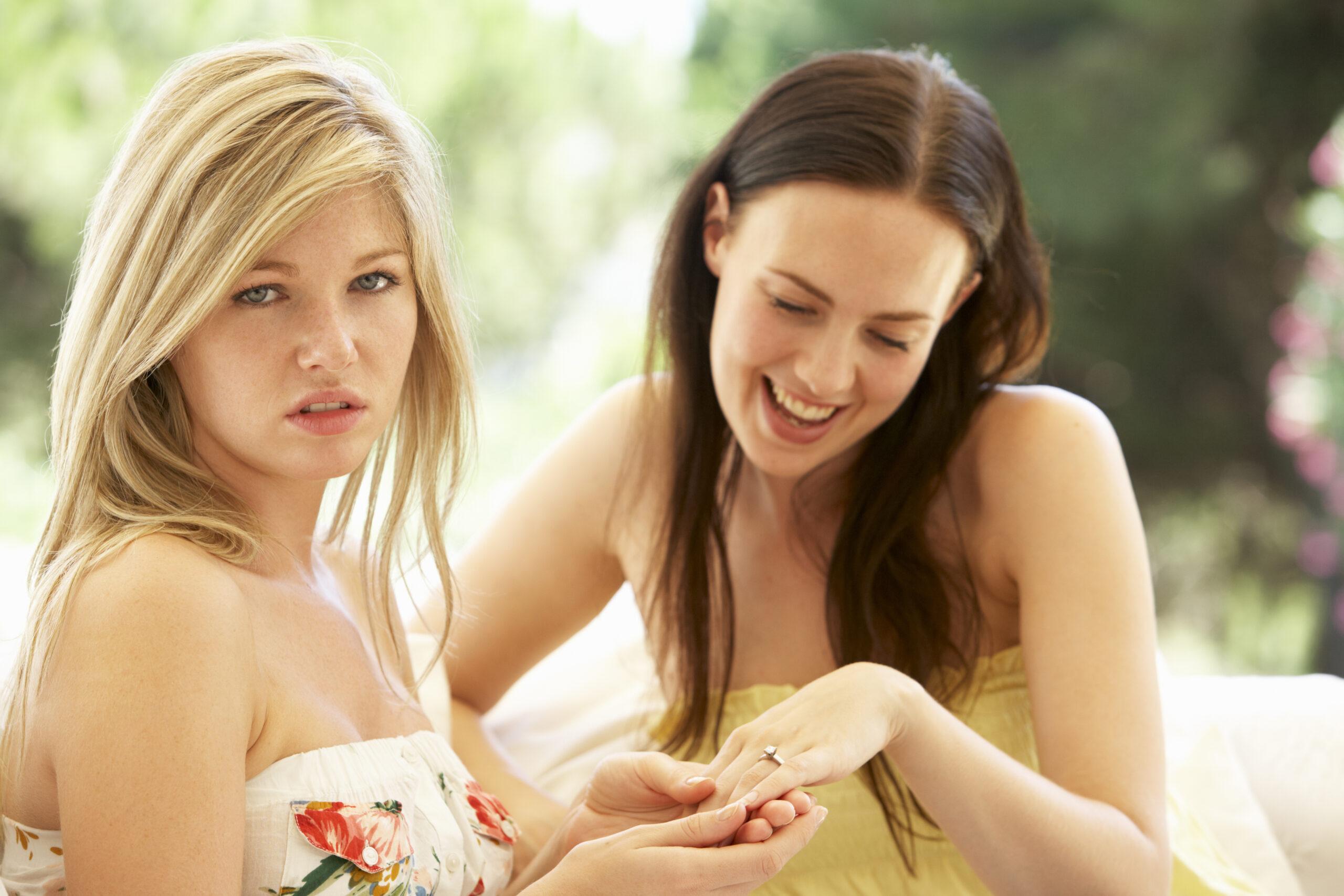 Существует ли женская дружба на самом деле?