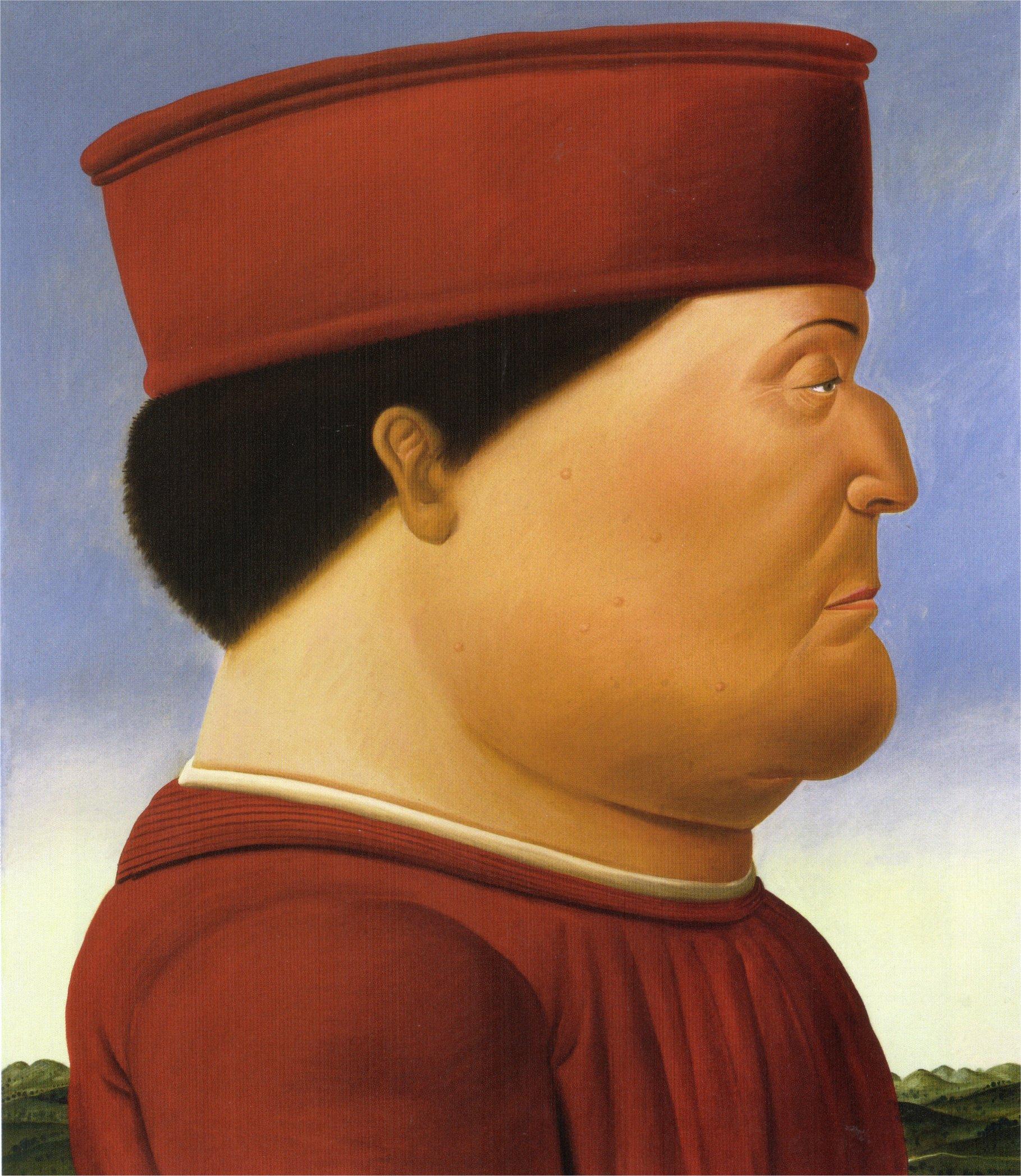 Фернандо Ботеро и его толстячки