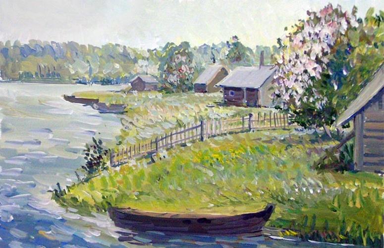 Как рисовать красками: советы для начинающих