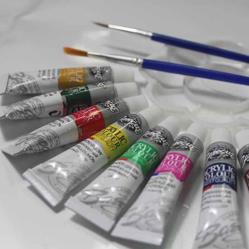 Как восстановить засохшие краски: что делать, если краска покрылась трещинами?