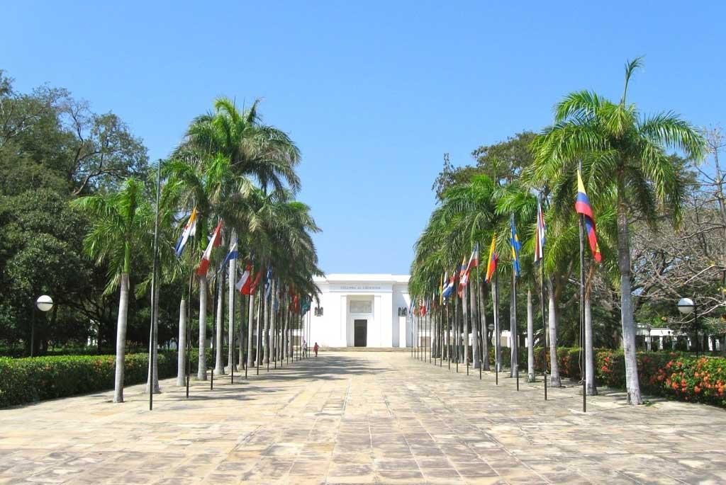 Санта-Марта и парк Тайрона в Колумбии