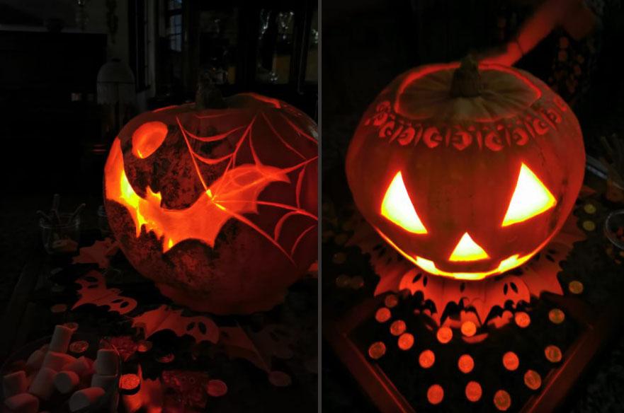 Как вырезать тыкву на Хэллоуин: готовимся к 31 октября